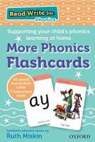 Read Write Inc. Phonics: More Phonics Flashcards - Read Write Inc. Phonics