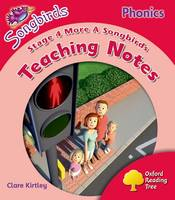 Oxford Reading Tree: Level 4: More Songbirds Phonics: Teaching Notes (Paperback)