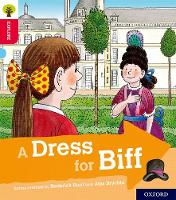 Oxford Reading Tree Explore with Biff, Chip and Kipper: Oxford Level 4: A Dress for Biff - Oxford Reading Tree Explore with Biff, Chip and Kipper (Paperback)