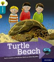 Oxford Reading Tree Explore with Biff, Chip and Kipper: Oxford Level 9: Turtle Beach - Oxford Reading Tree Explore with Biff, Chip and Kipper (Paperback)