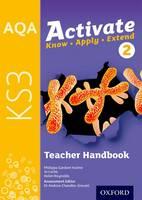 AQA Activate for KS3: Teacher Handbook 2 - AQA Activate for KS3 (Paperback)
