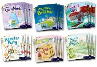 Oxford Reading Tree Story Sparks: Oxford Level 1: Class Pack of 36 - Oxford Reading Tree Story Sparks