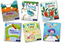 Oxford Reading Tree Story Sparks: Oxford Level 3: Mixed Pack of 6 - Oxford Reading Tree Story Sparks