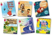 Oxford Reading Tree Story Sparks: Oxford Level 4: Mixed Pack of 6 - Oxford Reading Tree Story Sparks