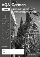 AQA GCSE German Higher Grammar, Vocabulary & Translation Workbook (Pack of 8): With all you need to know for your 2021 assessments