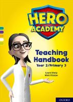 Hero Academy: Oxford Levels 7-12, Turquoise-Lime+ Book Bands: Teaching Handbook Year 2/Primary 3 - Hero Academy (Paperback)