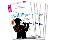 Oxford Reading Tree TreeTops Greatest Stories: Oxford Level 10: The Pied Piper Pack 6 - Oxford Reading Tree TreeTops Greatest Stories