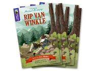 Oxford Reading Tree TreeTops Greatest Stories: Oxford Level 11: Rip Van Winkle Pack 6 - Oxford Reading Tree TreeTops Greatest Stories