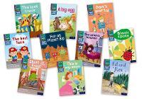 Read Write Inc. Phonics Book Bag Books: Purple Set 2 Storybooks Mixed Pack of 10 - Read Write Inc. Phonics Book Bag Books