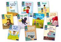 Read Write Inc. Phonics Book Bag Books: Pink Set 3 Storybooks Mixed Pack of 10 - Read Write Inc. Phonics Book Bag Books