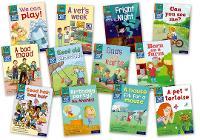 Read Write Inc. Phonics Book Bag Books: Orange Set 4 Storybooks Mixed Pack of 12 - Read Write Inc. Phonics Book Bag Books
