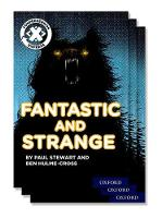 Project X Comprehension Express: Stage 3: Fantastic and Strange Pack of 15 - Project X Comprehension Express