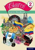 !Claro! 2 Teacher Handbook (Paperback)
