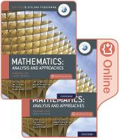 Oxford IB Diploma Programme: IB Mathematics: analysis and approaches, Standard Level, Print and Enhanced Online Course Book Pack - Oxford IB Diploma Programme
