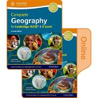 Complete Geography for Cambridge IGCSE & O Level: Print & Online Student Book Pack