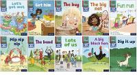Read Write Inc. Phonics: Red Ditty Book Bag Books Mixed Pack of 10 - Read Write Inc. Phonics