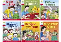 Oxford Reading Tree Biff, Chip and Kipper Stories Decode and Devel: China Stories: Level 4. Pack of 6 - Oxford Reading Tree Biff, Chip and Kipper Decode and Develop (Paperback)