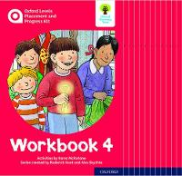 Oxford Levels Placement and Progress Kit: Workbook 4 Class Pack of 12 - Oxford Levels Placement and Progress Kit