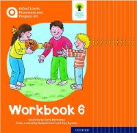 Oxford Levels Placement and Progress Kit: Workbook 6 Class Pack of 12 - Oxford Levels Placement and Progress Kit