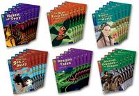Oxford Reading Tree TreeTops Myths and Legends: Levels 14 and 15: Pack of 36 - Oxford Reading Tree TreeTops Myths and Legends