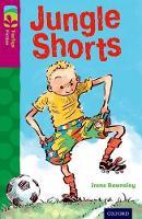 Oxford Reading Tree TreeTops Fiction: Level 10: Jungle Shorts - Oxford Reading Tree TreeTops Fiction (Paperback)