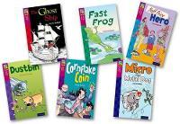 Oxford Reading Tree TreeTops Fiction: Level 10 More Pack B: Pack of 6 - Oxford Reading Tree TreeTops Fiction
