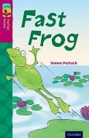 Oxford Reading Tree TreeTops Fiction: Level 10 More Pack B: Fast Frog - Oxford Reading Tree TreeTops Fiction (Paperback)