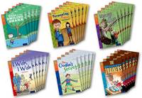 Oxford Reading Tree TreeTops Fiction: Level 13: Pack of 36 - Oxford Reading Tree TreeTops Fiction