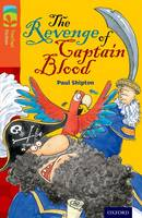 Oxford Reading Tree TreeTops Fiction: Level 13 More Pack A: The Revenge of Captain Blood - Oxford Reading Tree TreeTops Fiction (Paperback)