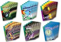 Oxford Reading Tree TreeTops Fiction: Level 16: Pack of 36 - Oxford Reading Tree TreeTops Fiction