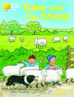 Oxford Reading Tree: Robins: Pack 1: Kate and the Sheep (Paperback)