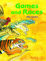 Oxford Reading Tree: Levels 8-11: Jackdaws: Pack 2: Games and Races (Paperback)