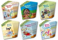Oxford Reading Tree: Levels 7-8: Glow-worms: Class Pack (36 books, 6 of each title) - Oxford Reading Tree