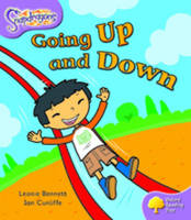 Oxford Reading Tree: Level 1+: Snapdragons: Going Up and Down - Oxford Reading Tree (Paperback)