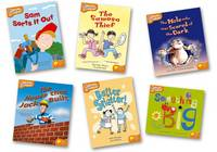 Oxford Reading Tree: Level 6: Snapdragons: Pack (6 books, 1 of each title) - Oxford Reading Tree