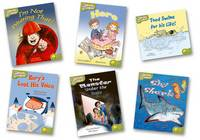 Oxford Reading Tree: Level 7: Snapdragons: Pack (6 books, 1 of each title) - Oxford Reading Tree