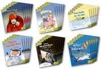 Oxford Reading Tree: Level 7: Snapdragons: Class Pack (36 books, 6 of each title) - Oxford Reading Tree