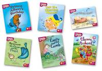 Oxford Reading Tree: Level 10: Snapdragons: Pack (6 books, 1 of each title) - Oxford Reading Tree