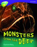 Oxford Reading Tree: Level 11A: TreeTops More Non-Fiction: Monsters From the Deep - Oxford Reading Tree (Paperback)