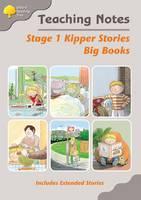 Oxford Reading Tree: Level 1: Kipper Storybooks: Big Book Teaching Notes (Paperback)