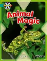 Project X: Hide and Seek: Animal Magic (Paperback)