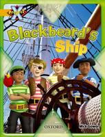 Project X: Pirates: Blackbeard's Ship (Paperback)