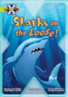 Project X: Masks and Disguises: Sharks on the Loose (Paperback)