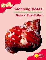 Oxford Reading Tree: Level 4: Fireflies: Teaching Notes (Paperback)