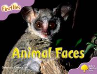 Oxford Reading Tree: Level 1+: More Fireflies A: Animal Faces - Oxford Reading Tree (Paperback)