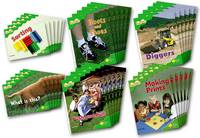 Oxford Reading Tree: Level 2: More Fireflies A: Class Pack (36 books, 6 of each title) - Oxford Reading Tree