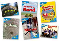 Oxford Reading Tree: Level 3: More Fireflies A: Pack (6 books, 1 of each title) - Oxford Reading Tree