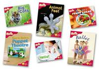 Oxford Reading Tree: Level 4: More Fireflies A: Pack (6 books, 1 of each title) - Oxford Reading Tree