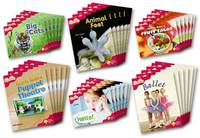 Oxford Reading Tree: Level 4: More Fireflies A: Class Pack (36 books, 6 of each title) - Oxford Reading Tree
