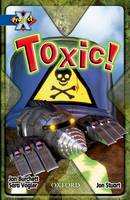 Project X: Y5 Blue Band: Hidden Depths Cluster: Toxic! (Paperback)